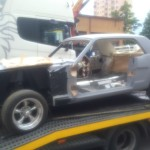 Mustang 1965 Remont